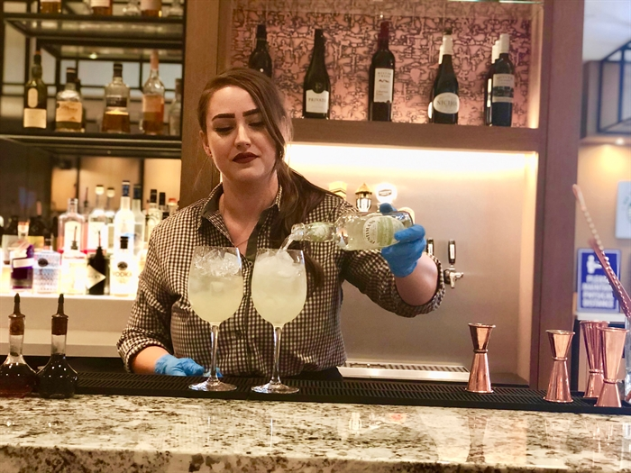 Check out Mixologist Madison