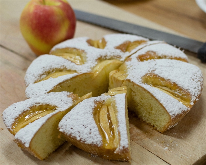 This apple cake recipe is the perfect Okanagan orchard celebration.