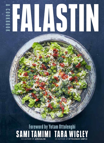 Falastin is a must cookbook to have.