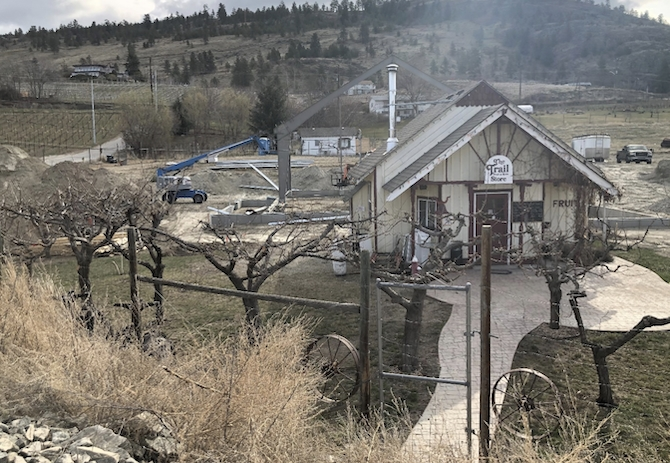 Abandoned Rail Brewing Company wants to put a brewery alongside the Kettle Valley Rail Trail in Penticton.