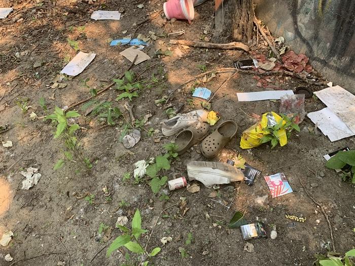 Kamloops community gardens are targets of vandalism, theft, litter