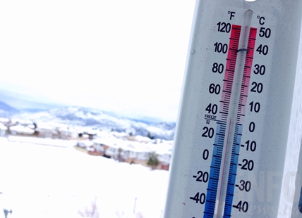 According to the long-range winter forecast for Kamloops and the Okanagan, we should be seeing more temperatures above freezing than below this winter, with sufficient snow at higher elevations to satisfy skiers, snowboarders and snowmobilers.