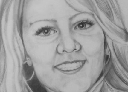 A forensic sketch of Jessie Foster as she may look now.
