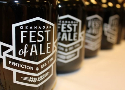 The 25th annual Okanagan Fest of Ale returns to Penticton April 17 and 18, 2020.