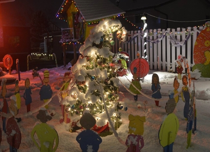 Whoville Kamloops will be open to the public again for a second year starting Friday, Dec. 6. 2019.