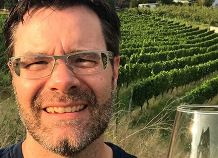 Rob Hammersley of Black Market Wine Company is trying a new and innovative way to connect with customers cut off due to COVID-19 restrictions.