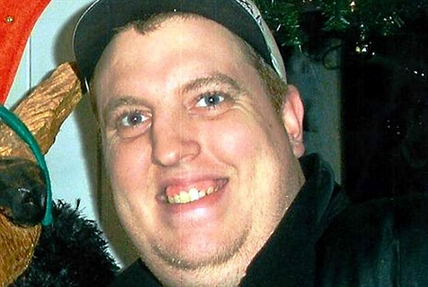 Nicholas Larsen, 24, was shot and killed approximately 20 km west of Salmon Arm in June 2011.