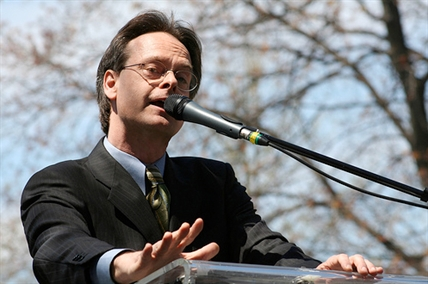 Marc Emery before he was sent to prison in the U.S.