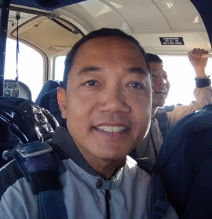 Caesar Rosales, 55, was stabbed to death on a B.C. Transit bus in Kelowna on Thursday, Oct. 30, 2014.