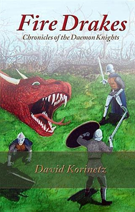 David Korinetz has written three books in the fantasy genre.