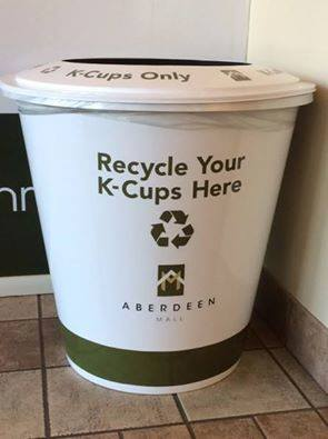 mall making it easier to recycle kcups in kamloops infonews