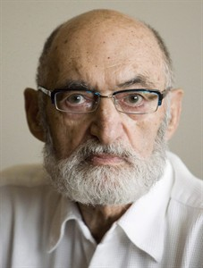 Dr. Henry Morgentaler listens to a question during a news conference in Toronto on Wednesday, July 2, 2008 to discuss being named to the Order of Canada. Morgentaler, a doctor who became a crusader for Canadian women's rights to have abortions, died this morning, an abortion activist was told by the family.