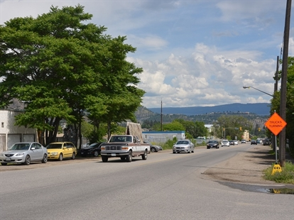 Vacant lots on Clement Avenue currently used for construction storage have already been purchased by the City as the future site of the Kelowna RCMP Detachment