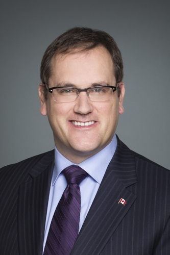Dan Albas, member of Parliament for Okanagan-Coquihalla.