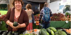 Province inject $2 million into food stamp-like program that gives low-income people access to farmers' markets.