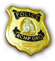 RCMP officers are issued identification cards nation-wide and are required to carry these cards as well as their badge.