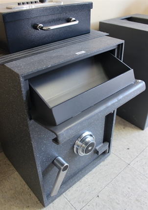 Royal Canadian Legion Branch 40 will be buying a $900 safe to safeguard cash against future break-ins. The Legion lost $2,000 in deposits in a break-in that happened sometime between Sunday night and Monday morning.
