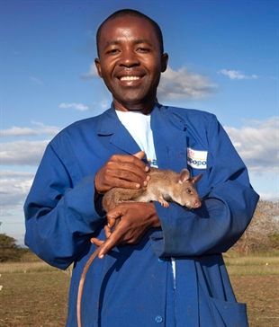 HeroRAT and handler in Tanzania