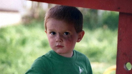 Kienan Hebert was the subject of an amber alert when he went missing for several days.