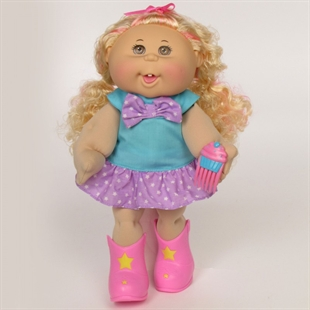 Cabbage Patch kids are making a comeback.