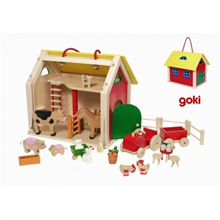 goki Bring-Along Farm is one of the toys on this year's released by the Canadian Toy Council.