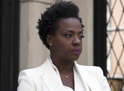 "This image released by 20th Century Fox shows Viola Davis in a scene from ""Widows."""