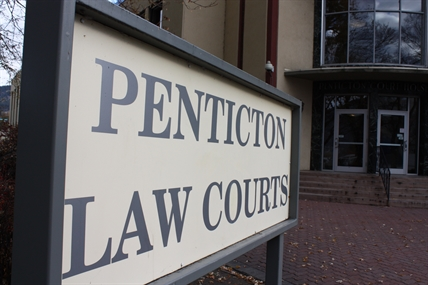James Darin Wiens of Oliver could face a huge fine after entering guilty pleas for hunting infractions in Penticton court today, Nov. 27, 2018.