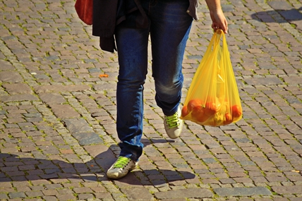 The City of Salmon Arm is aiming to ban plastic bags.