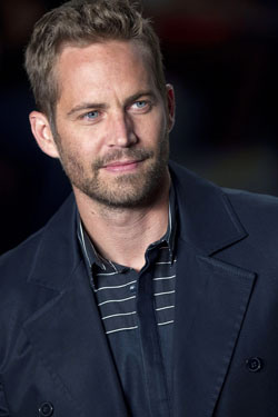 Paul Walker in March 2013 in Sao Paulo, Brazil.