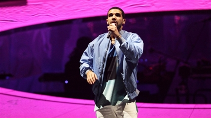 Canadian rapper Drake is up for five Grammy awards.