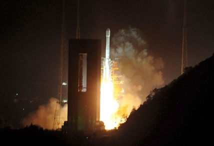 China launched its first lunar probe on Dec. 2, 2013 making it only the third nation, after the United States and the Soviet Union, to soft-land on the moon.