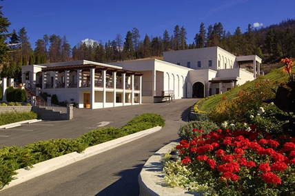 Pictured: The CedarCreek Estate Winery on Lakeshore Road in Kelowna.