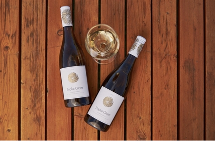 Poplar Grove Chardonnay pairs perfectly with fall.