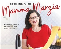 Cooking with Mamma Marzia available for sale on her website