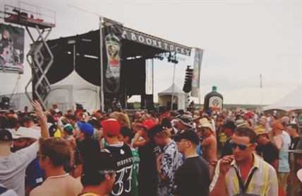 The Boonstock music festival was held near Edmonton for several years until it was kicked out over concerns about drugs and violence.