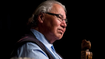 Truth and Reconciliation Commission Chair Justice Murray Sinclair in Vancouver on Wednesday, Sept. 18, 2013.