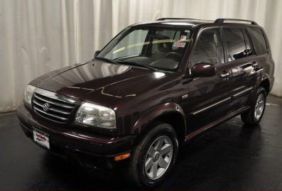 Police are searching for Ryan James Quigley and this 2002 Grand Vitara.