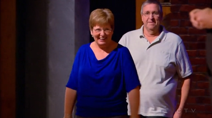 Kelowna Masterchef Canada competitor Kaila Klassen's parents flew from B.C. for the latest episode of the show.