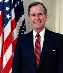 George Herbert Walker Bush is George W. and Jeb's father.