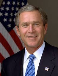 George W. Bush is Jeb Bush's older brother.