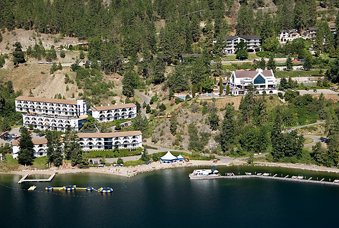 Image result for Lake Okanagan Resort sold to buyer from China
