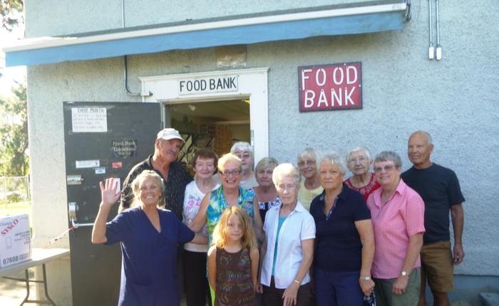 Kelowna Food Bank Needs