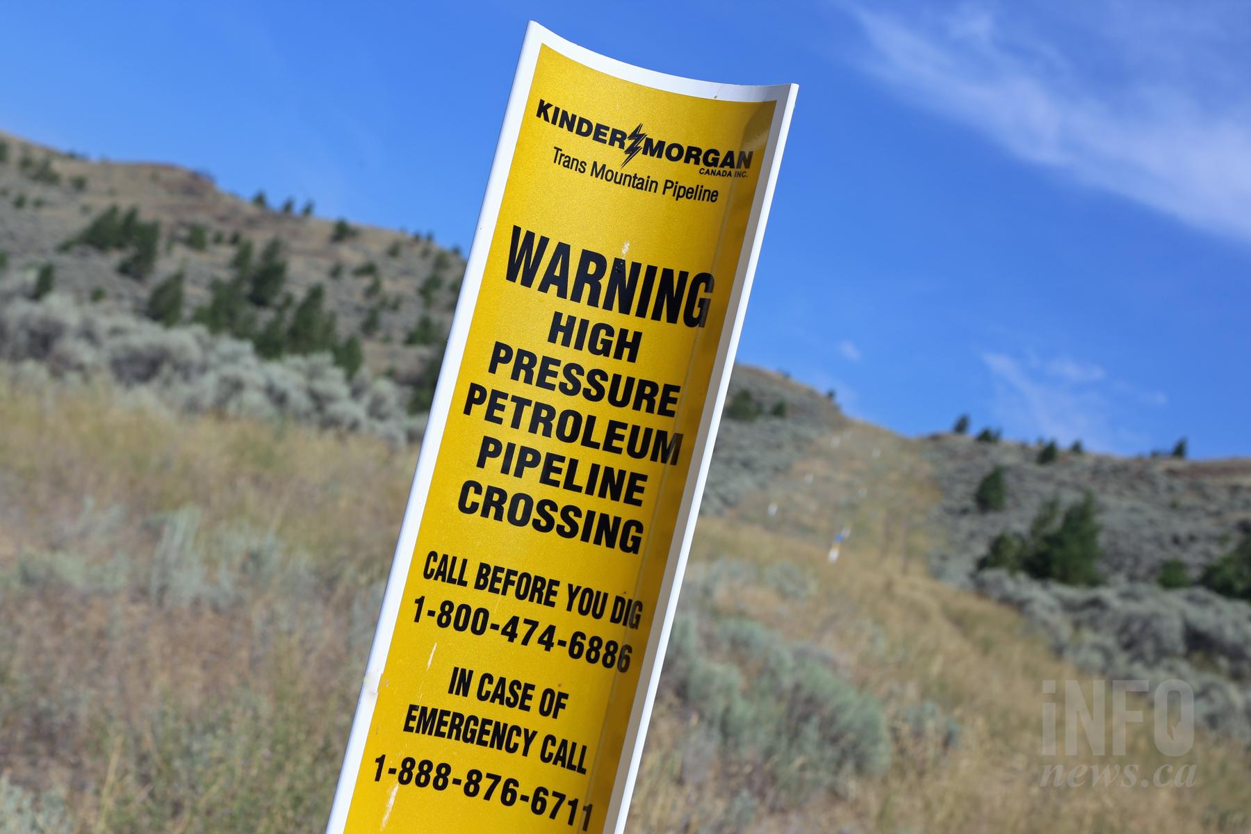 City Prefers Lac Du Bois Route For Pipeline Infonews