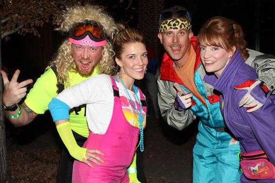 80s Themed Psychic Ski Race Returns To Big White Infonews