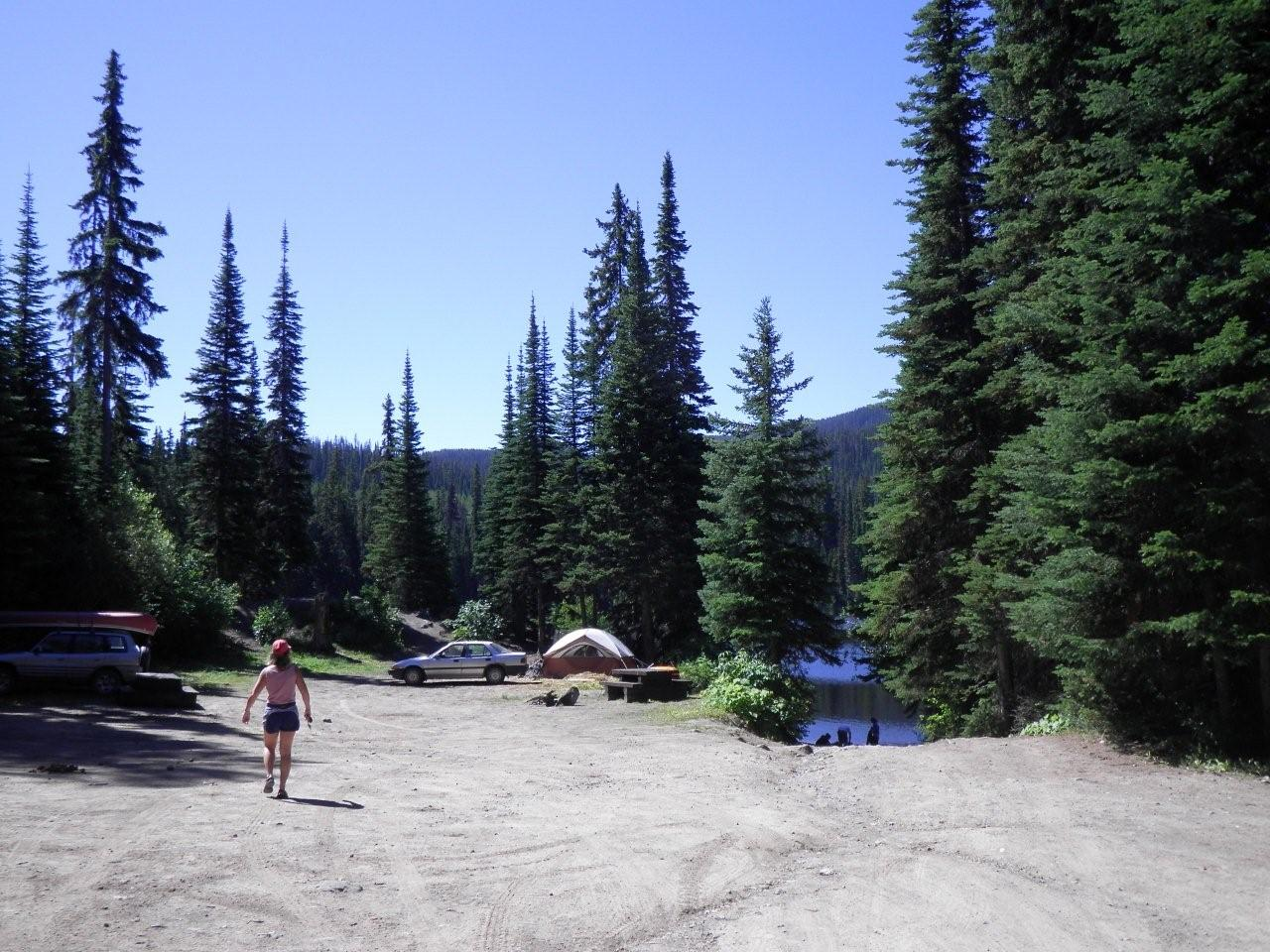 Where To Find Camping In The North Okanagan When