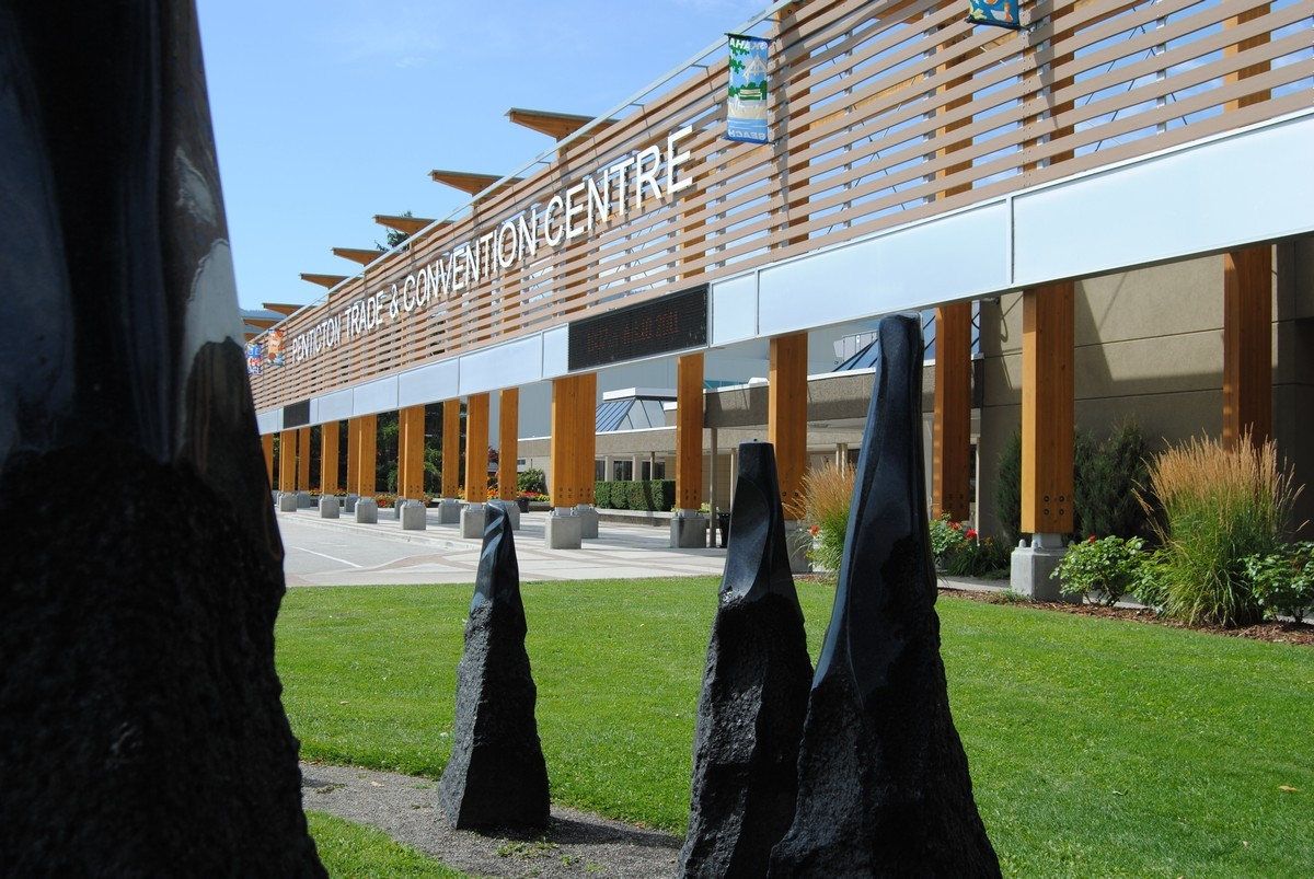 Image result for penticton trade and convention centre