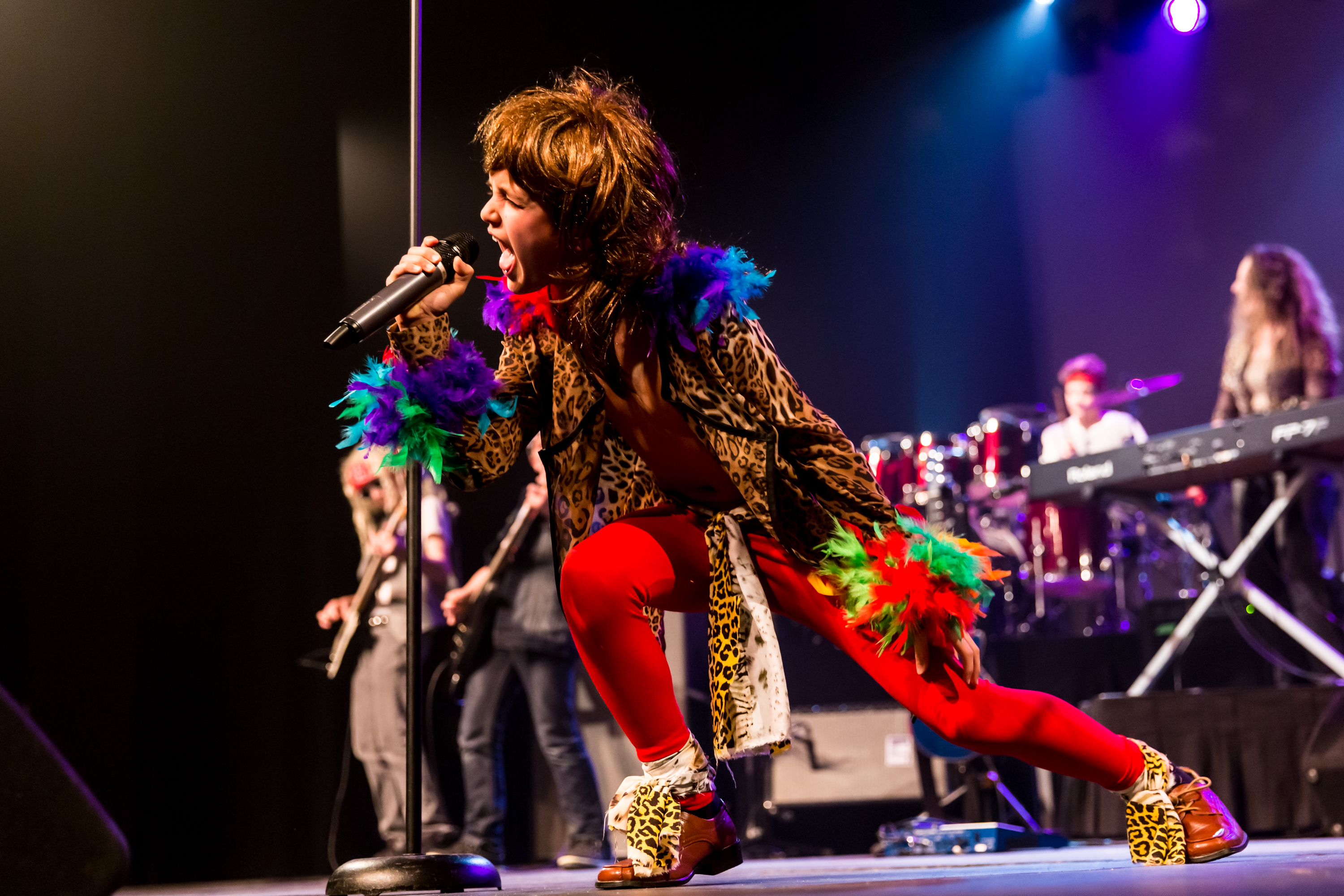 Prism to rock with Kelowna music school students - InfoNews
