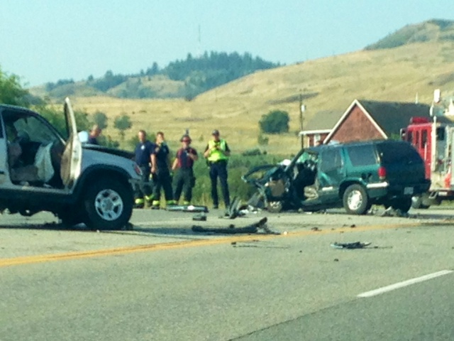 Vernon cadets show bravery in moments after head-on collision - InfoNews