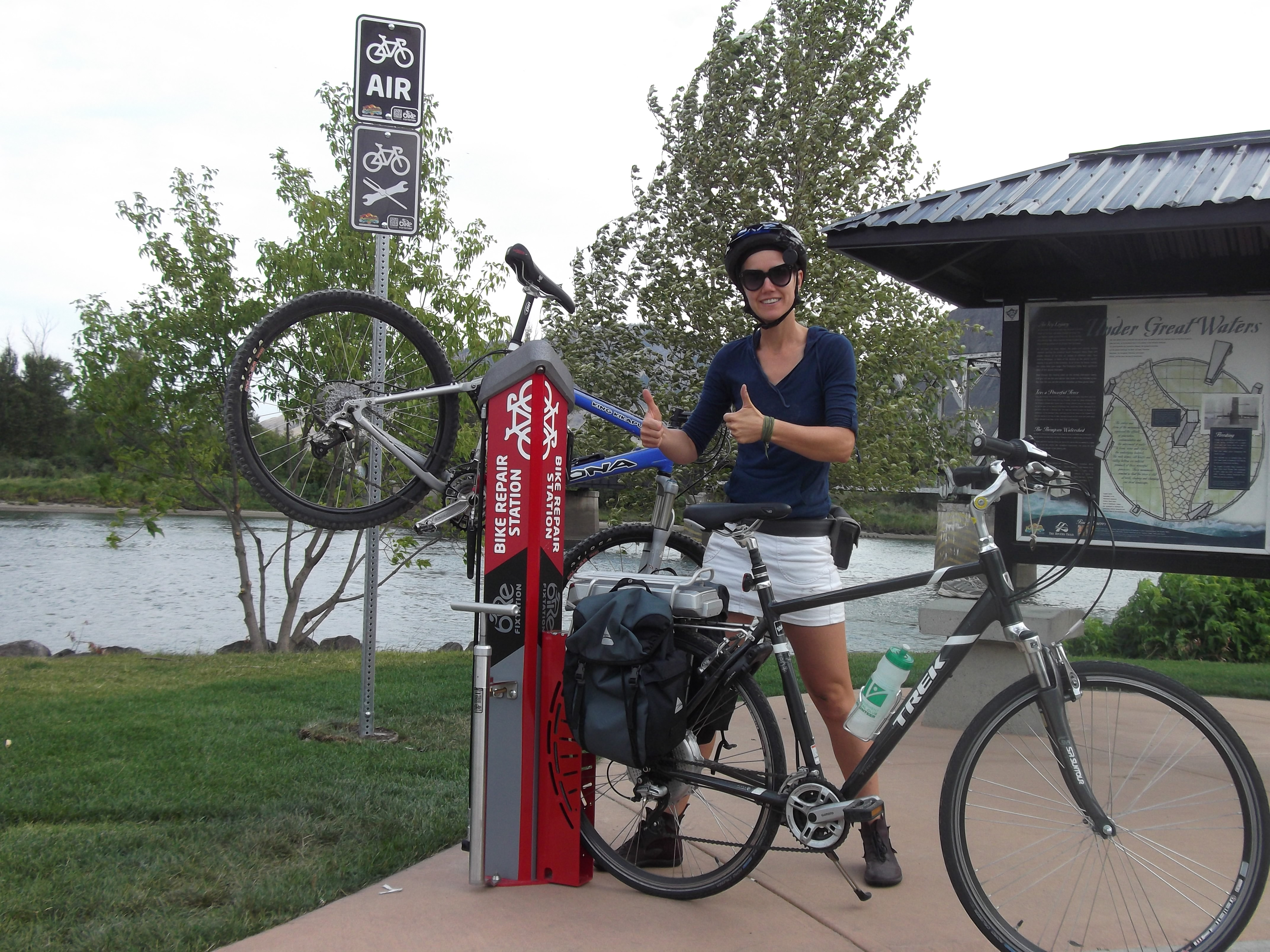 Bike Repair Stations For Kamloops Cyclists Infonews