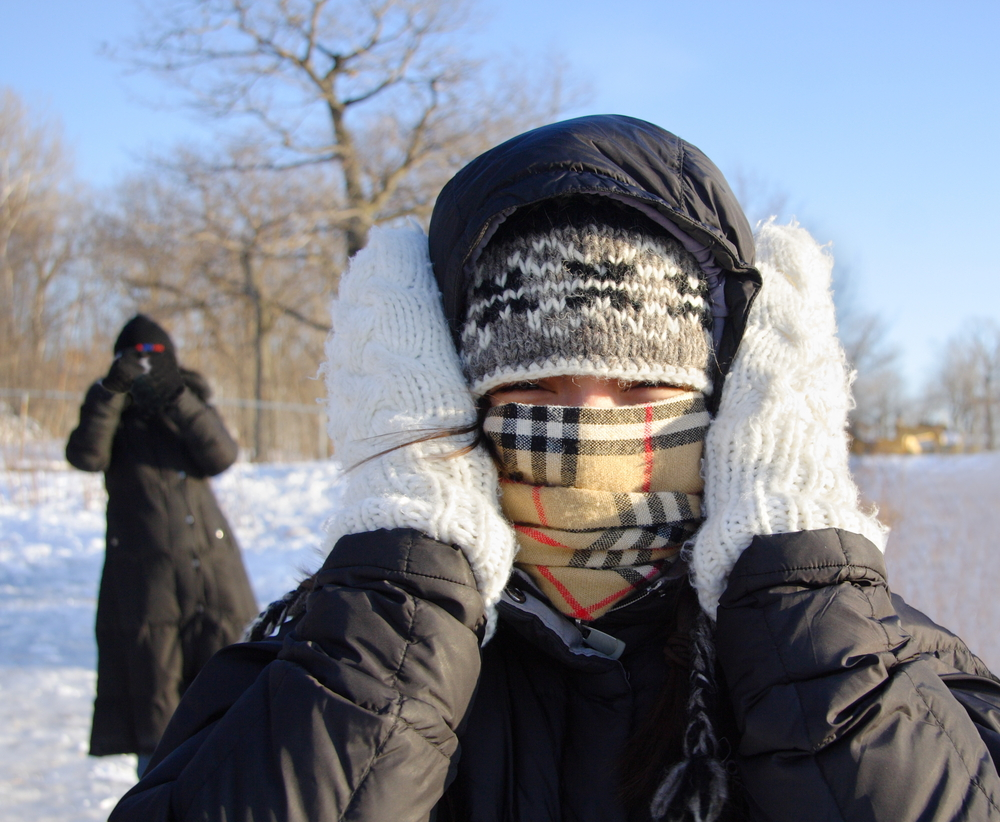 No Relief In Sight From Frigid B C Interior Temperatures